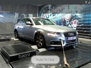 Maatwerk Chiptuning Audi A4 2.0 TDI 136 pk 2008