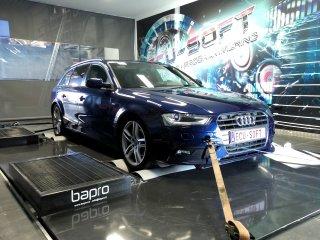 Maatwerk Chiptuning Audi A4 2.0 TDI 150 pk 2016