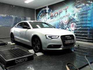 Maatwerk Chiptuning Audi A5 2.0 TDI 190 pk 2016