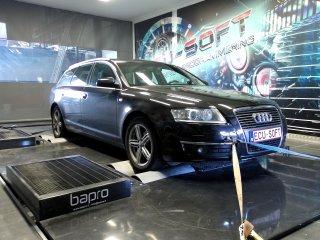 Maatwerk Chiptuning Audi A6 3.0 TDI 211 pk 2008