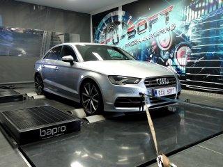 Maatwerk Chiptuning Audi S3 2.0 TFSI 310 pk 2017