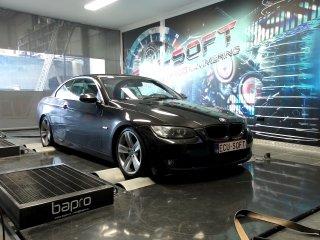 Maatwerk Chiptuning BMW 335i N54 306 pk 2007