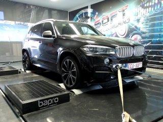 Maatwerk Chiptuning BMW X5 3.0D 235 pk 2014