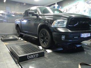 Maatwerk Chiptuning Dodge Ram 419.3pk 583.nm