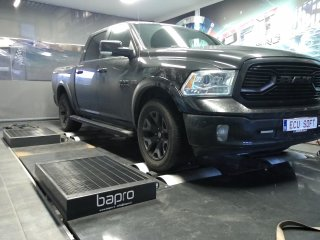 Maatwerk Chiptuning Dodge Ram 419.3pk 583nm