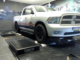 Maatwerk Chiptuning Dodge Ram 2009 ori356.6pk 478nm st1 405.3pk 569nm