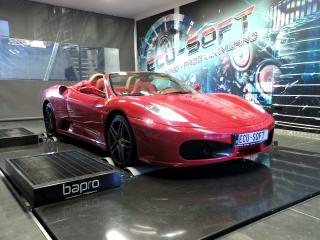 Maatwerk Chiptuning Ferrari F430 490 pk 2007