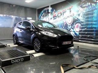 Maatwerk Chiptuning Ford Fiesta 1.0 T Ecoboost 100 pk 2015