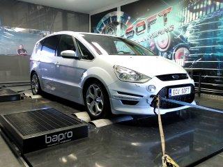 Maatwerk Chiptuning Ford S-MAX 2.0 STCI 200 pk 2010