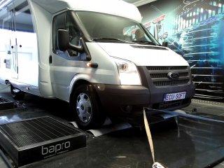 Maatwerk Chiptuning Ford Transit Custom 2.2 TDCI 125 pk camper