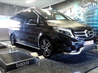 Maatwerk Chiptuning Mercedes V-Klasse 250 CDI Bluetec 190 pk 2015
