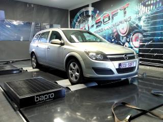 Maatwerk Chiptuning Opel Astra H 1.7 CDTI 100 pk 2006