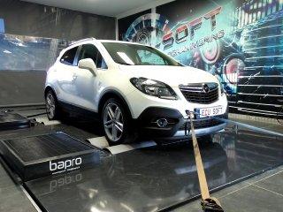 Maatwerk Chiptuning Opel Mokka 1.4 T 140 pk 2014