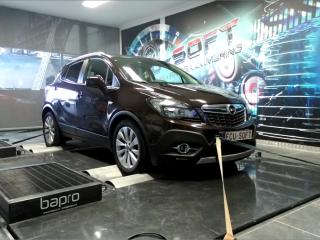 Maatwerk Chiptuning Opel Mokka 1.4 T 140 pk 2015