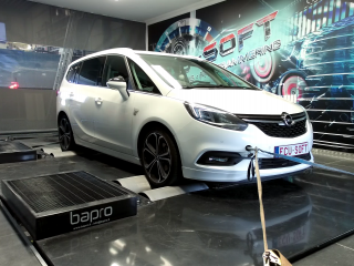Maatwerk Chiptuning Opel Zafira 1.6 CDTI 120 pk 2017