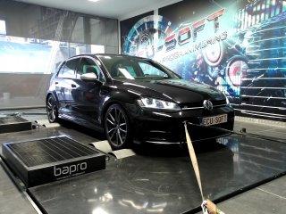 Maatwerk Chiptuning Volkswagen Golf 7 2.0 TSI-R 280 pk 2015