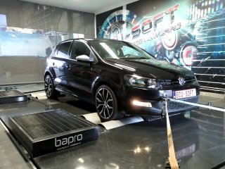 Maatwerk Chiptuning Volkswagen Polo 1.2 tdi 75 pk  2011