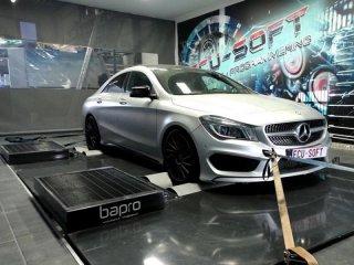 Chiptuning Mercedes CLA 180CDI