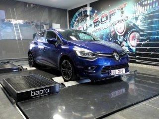 Chiptuning Renault Clio 1.5 DCI