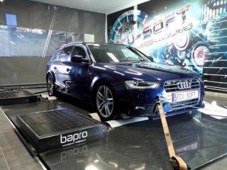 Audi A4 2.0 TDI Chiptuning