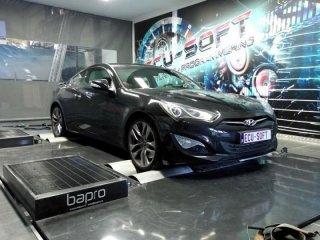 Hyundai Genesis 2.0T Chiptuning