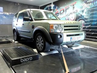 Land Rover Discovery 2.7 TDV6 Chiptuning