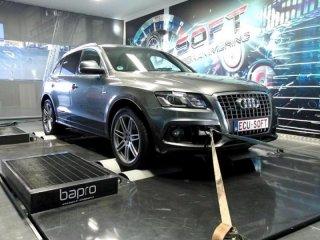 Chiptuning Audi Q5 2.0 TFSI ori