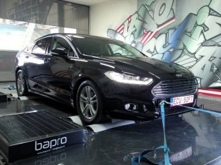 Stage 1 Chiptuning Ford Mondeo