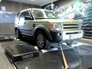 Land rover Discovery Chiptuning