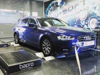 Audi A4 chiptuning